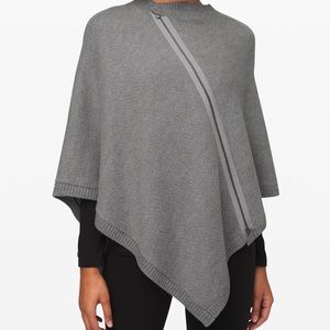 Lululemon On The Go Poncho